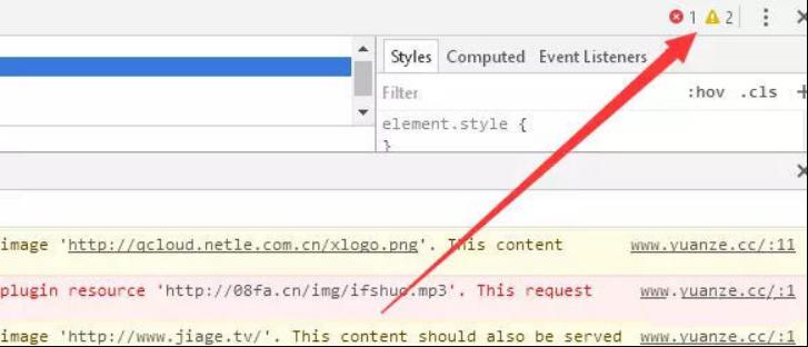 安装证书后HTTPS无法正常显示1583.png