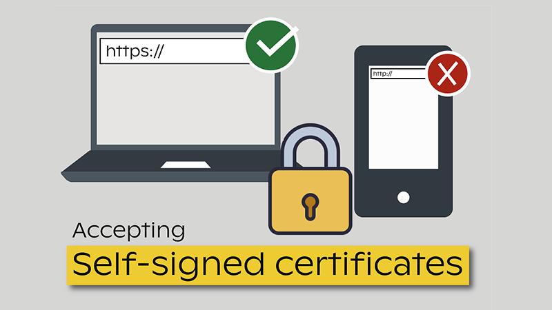 什么是自签名证书?自签名SSL证书的优缺点?