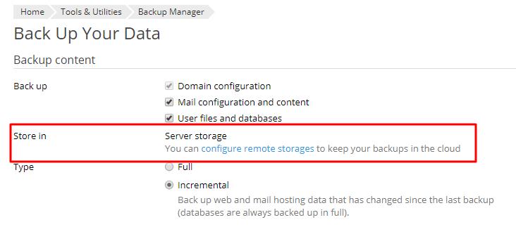 【Plesk经验分享】分销商账号不能使用Google Drive备份功能怎么办?