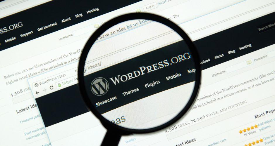 33%顶尖的WordPress网站使用了至少两个版本的WordPress